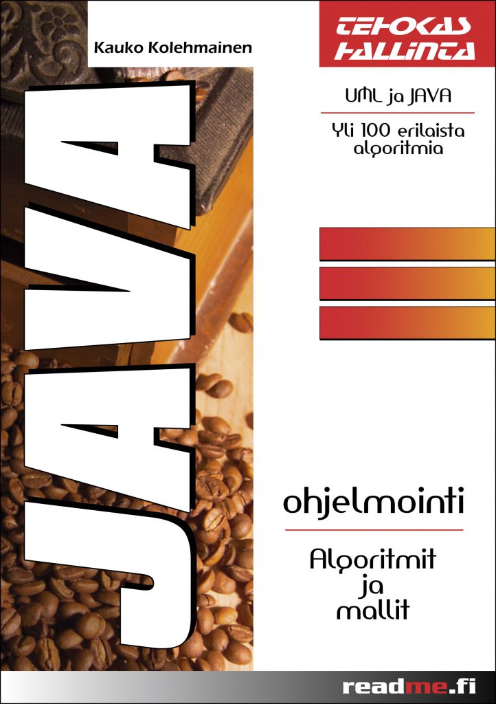 Java Ohjelmointi Kirja